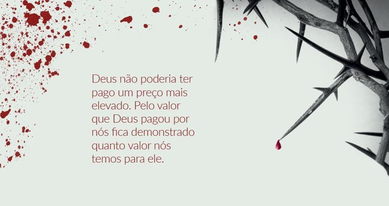 O significado do Sangue de Jesus