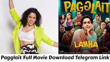 Pagglait Full Movie Download Telegram Link, Pagglait Telegram Link Trends on Google