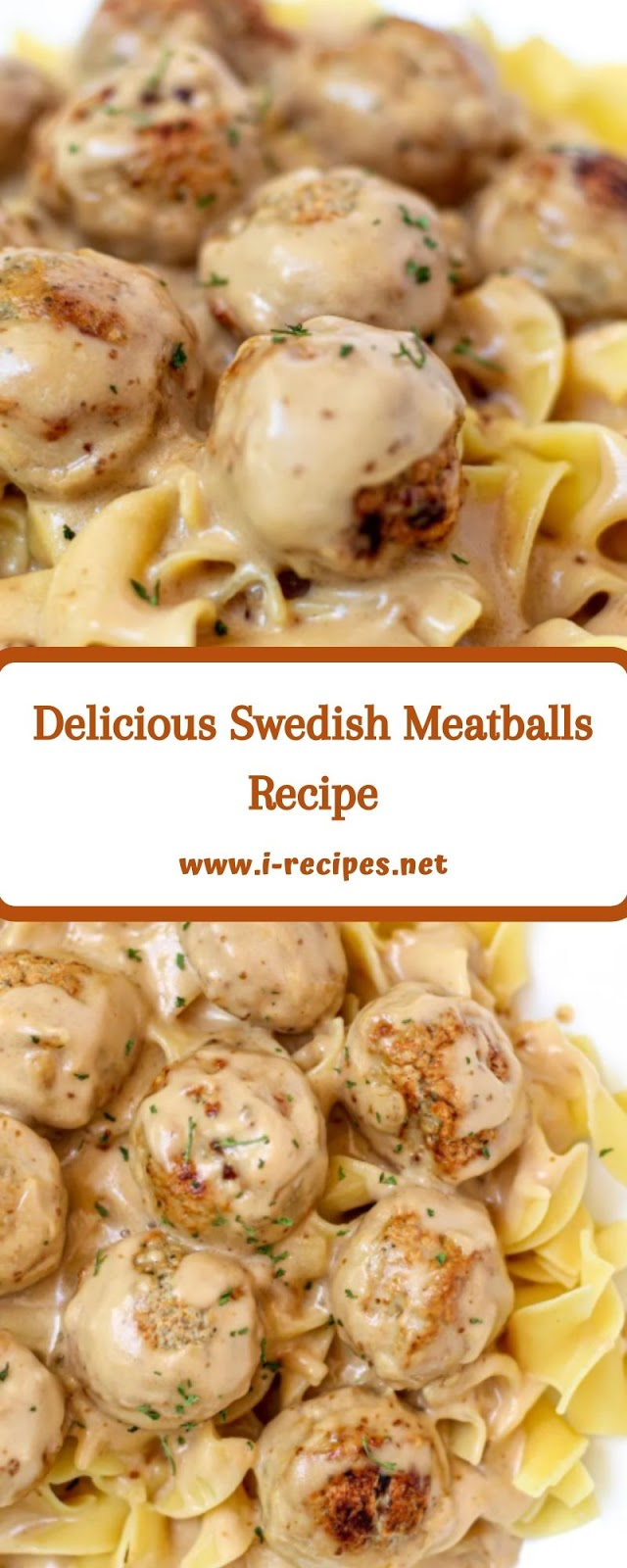 Delicious Swedish Meatballs Recipe