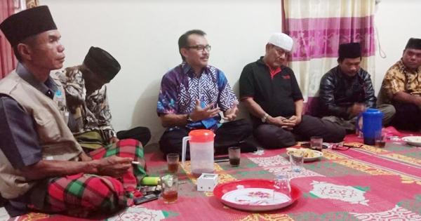 Silaturahmi di Gunung Saku, Desri Ayunda: Kami Bertekad Entaskan Kemiskinan