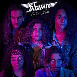 """Ο δίσκος των Jet Jaguar """"Endless Nights"""""""