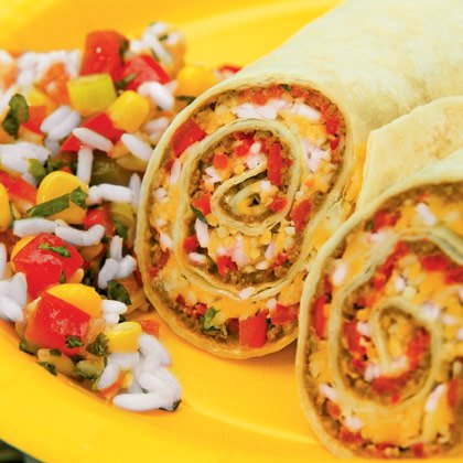 Taco Roll-Ups Recipe