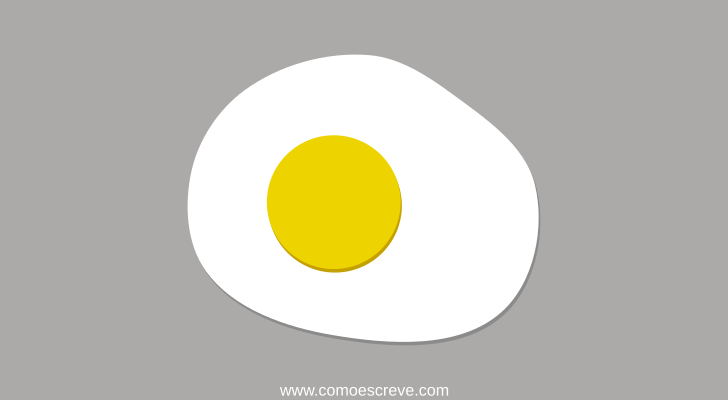 Ovos estrelados, estalados ou estralados - Qual é o correto?