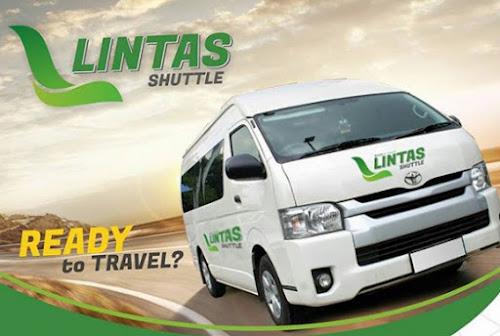Lintas shuttle Bandung - Jakarta