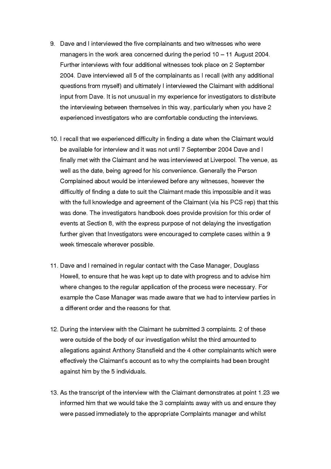 Witness 2012 hsc Essay