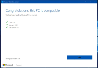 Cara Install Windows 10 Fall Creators Update