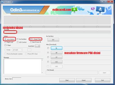 Tutorial Flash Samsung J1 (SM-J100H) Update Work