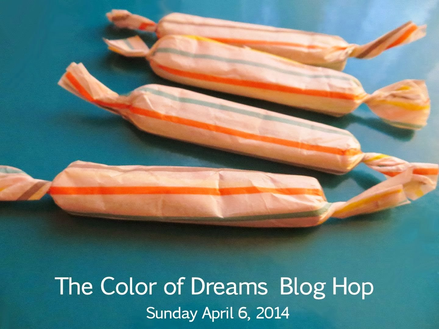 The Color of Dreams Blog Hop