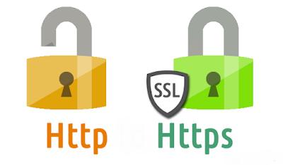 جوجل تحذر أصحاب مواقع HTTP وتعتبرها غير آمنة