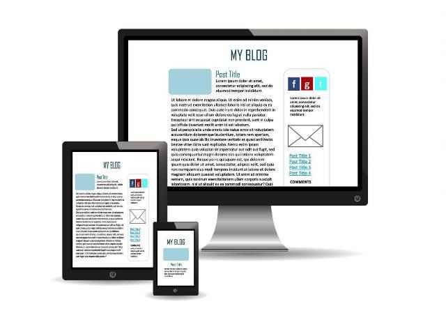 Os blogs e a multiplataformas