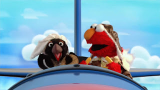 Elmo the musical Airplane the Musical,  Sesame Street Episode 4307 Brandeis Is Looking For A Job