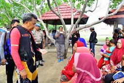 Nurdin Abdullah Lakukan Touring Jetski dari Makassar ke Parepare, Uji Nyali Sekaligus Silaturahmi