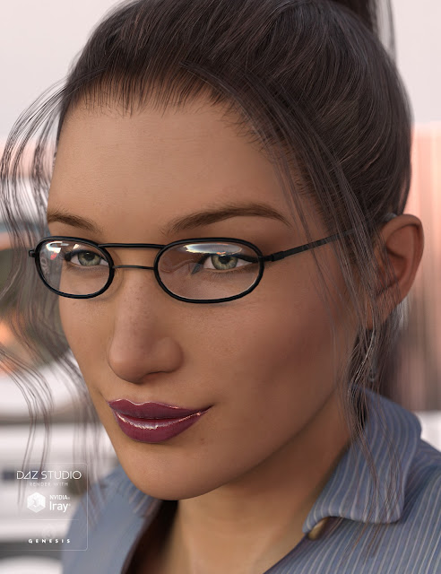 Casual Style for Genesis 3 Female