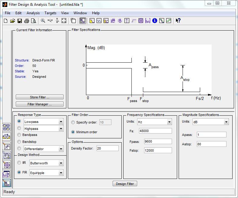 Development in Computer & Embedded Systems: FIR & IIR Filter