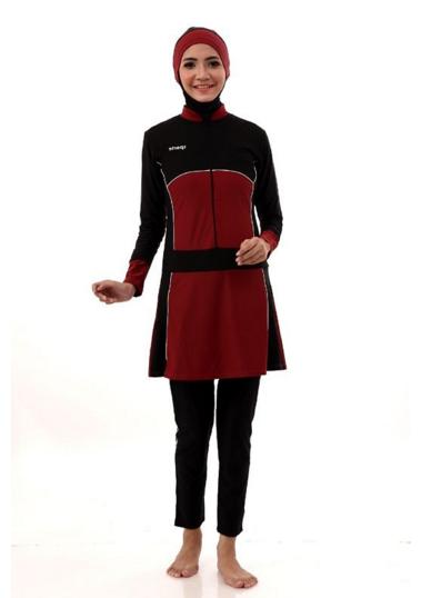 10 Contoh Model Baju Renang Muslimah Terbaru dan Cantik