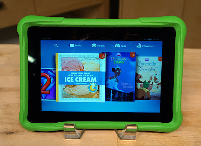 Amazon saca al mercado una nueva Kindle exclusiva para niños