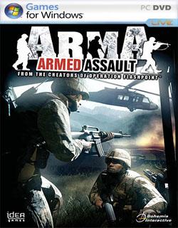 تحميل لعبة Arma 1 Armed Assault مضغوطة برابط مباشر وتورنت مجانا
