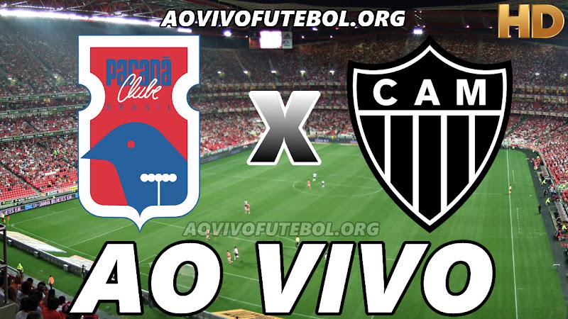 Assistir Paraná Clube x Atlético Mineiro Ao Vivo HD