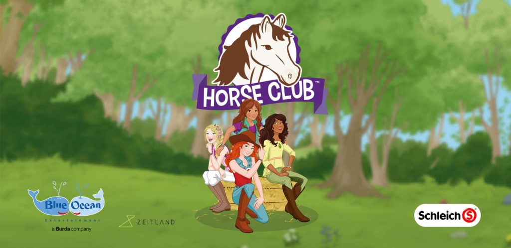 Inspired by Savannah: Become Part of the HORSE CLUB and