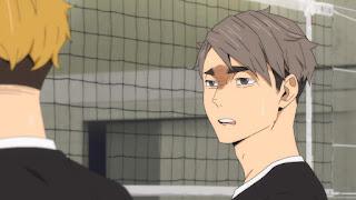 ハイキュー!! アニメ 第4期14話   烏野VS稲荷崎   HAIKYU!! SEASON 4 Karasuno vs Inarizaki