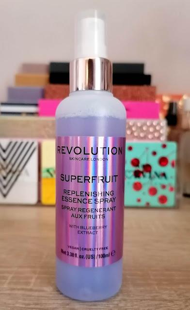 Spray Essence REVOLUTION SKINCARE