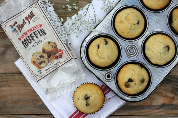 Bob's Red Mill Gluten Free Muffin Mix