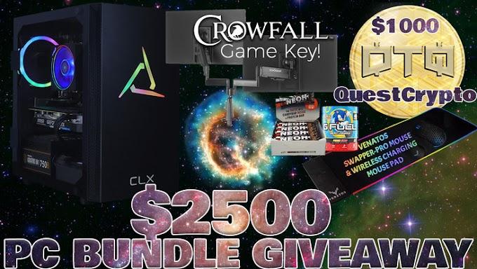 Sorteio de um PC GAMER + Kit Gamer