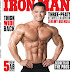 Jeremy Buendia, tricampeão do Mr. Olympia, é capa da Iron Man