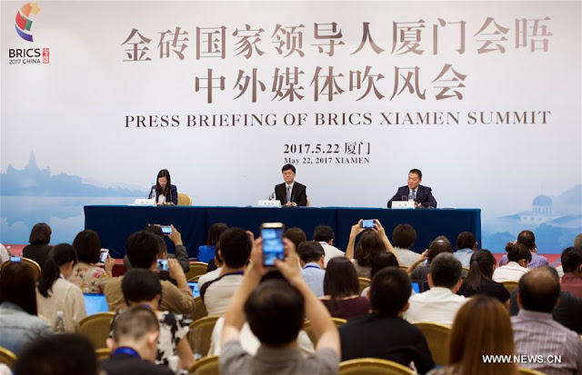 NEWS | China Aims to Strengthen South-South Cooperation at BRICS Summit