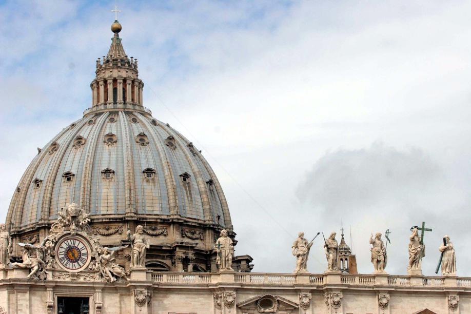 Cúpula de la Iglesia de San Pedro en la ciudad del Vaticano / VATICAN INSIDER