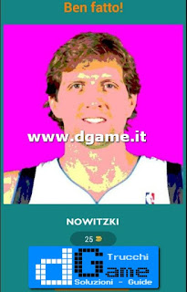 Soluzioni Guess The Basketball Player livello 45