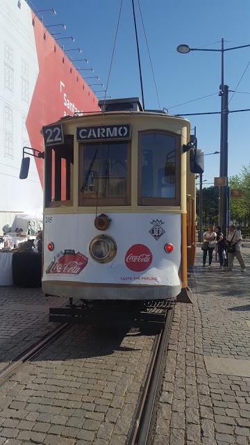 Tranvía, Porto, Portugal, Elisa N, Blog de Viajes, Lifestyle, Travel