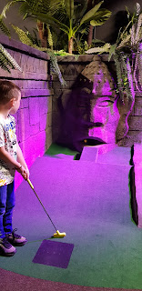 Paradise Island Adventure Golf Rushden Lakes