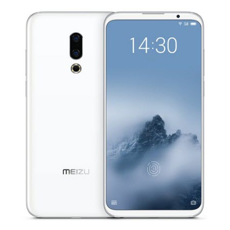Meizu 16th Android 10 Update