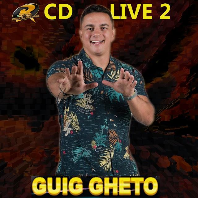 GUIG GUETTO CD LIVE 2