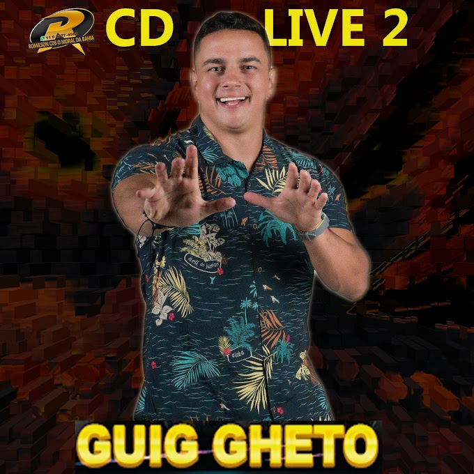 GUIG GUETTO CD LIVE 2