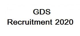 Odisha Gram Dak Sevak (GDS) Online Form 2020 ; Apply Online, GDS Recruitment 2020 Odisha region