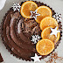 Chocolate Orange Tart | Ft Microplane