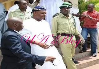 Anti-Corruption War: Why Former Taraba Governor, Reverend Jolly Nyame Was Jailed After 11yrs