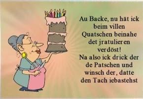 Lustige Geburtstagswünsche | Sprüche | Geburtstagssprüche ...