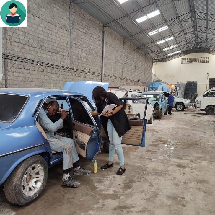 Top 10 Car Repair Shops in Nairobi