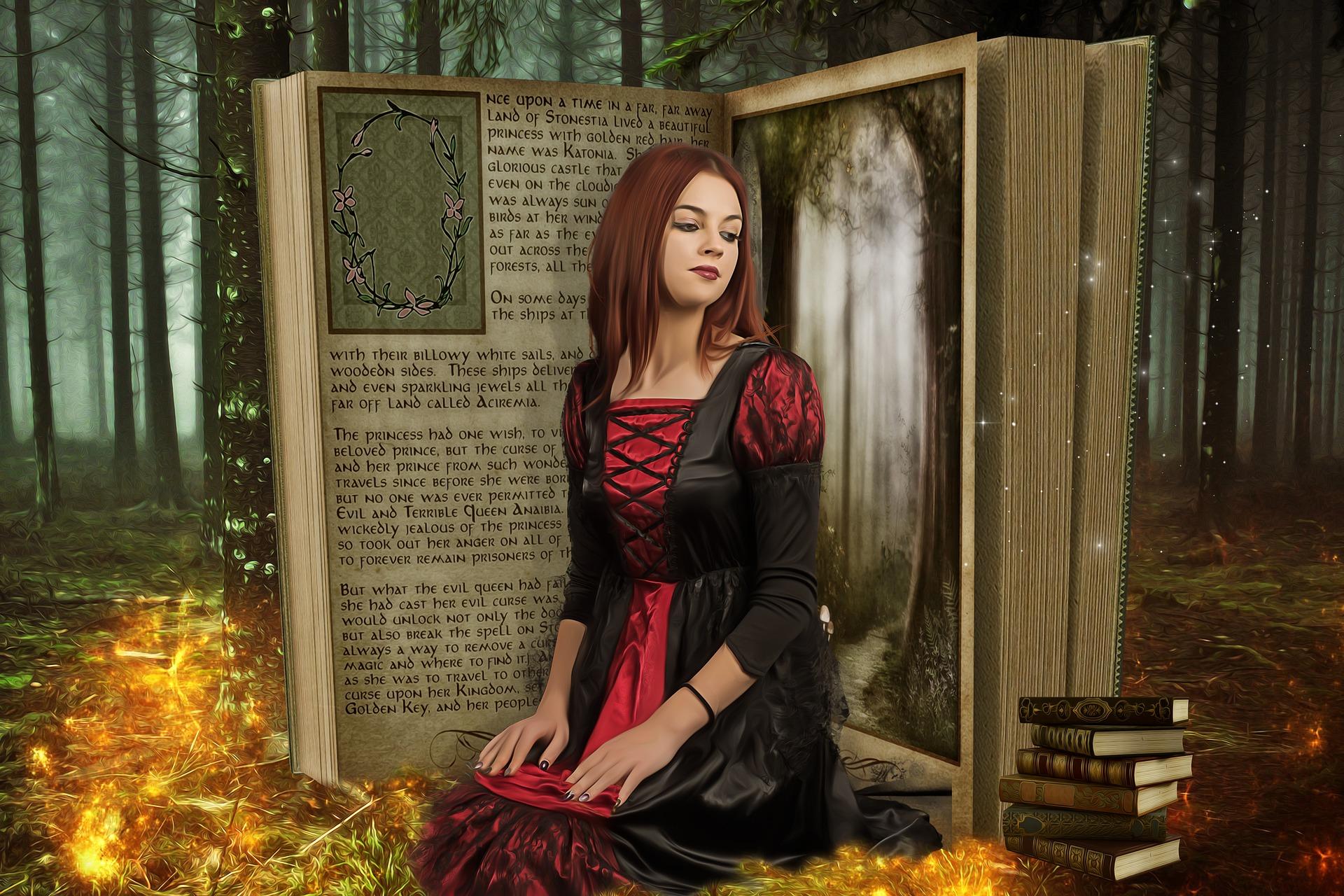 5 motivos para ler fantasia
