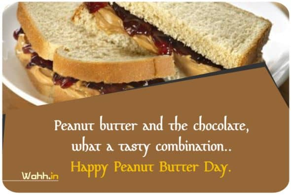 National Peanut Butter and Jelly Day Message Posters