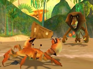 Madagascar (PS2) 2005