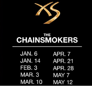 The Chainsmokers anuncian su residencia de shows en Las Vegas