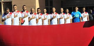 المنتخب المغربي يخسر المبارة الأخيرة قبل التوجه للكان و فيصل فجر يتعرض لصافرات الاستهجان