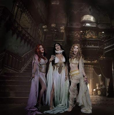 Nikita, Sikay y Annshella