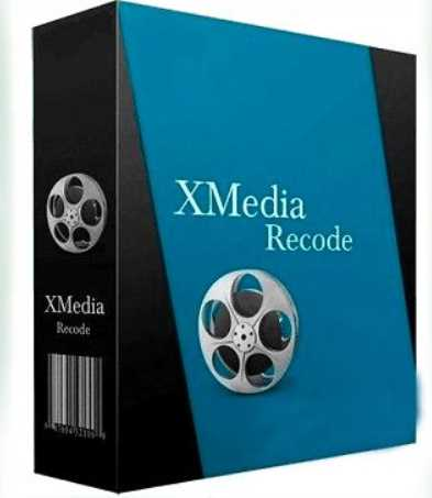 XMedia Recode 3.4.9.2 poster box cover