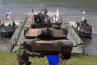 Latihan Militer AS-Korsel