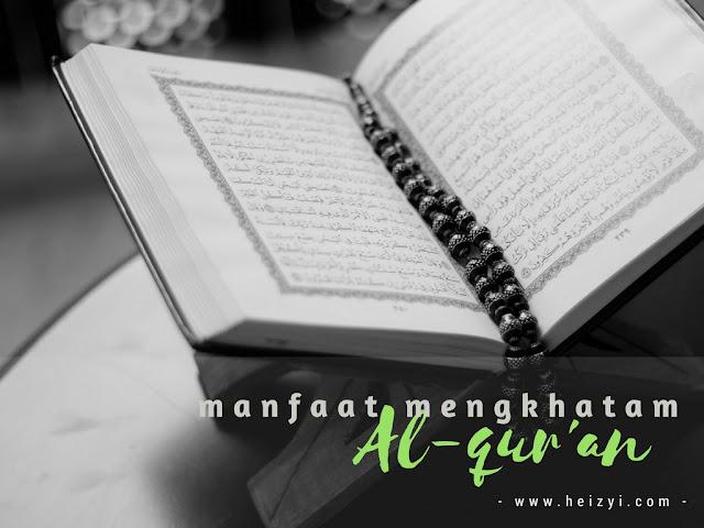 Manfaat khatam Alquran di Bulan Ramadan